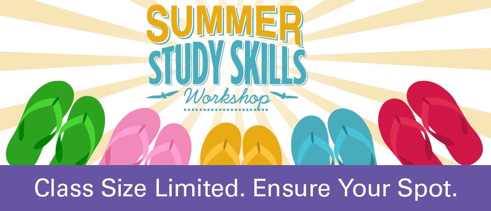 Announcing Summer Workshops