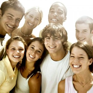 Group Teens