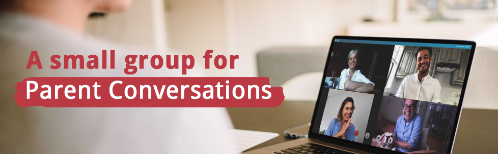 A small group for parent conversations
